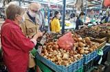 Wysyp grzybów na krakowskich placach targowych. Sprawdziliśmy ceny  [ZDJĘCIA]