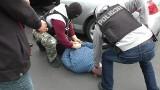 """""""Kadafi"""" w rękach policji. Wpadł przez list gończy, ale śledczy tez badają jego związek z próbą uprowadzenia"""