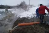 Geotermia ma awarię i ogrzewa wodę w Dunajcu