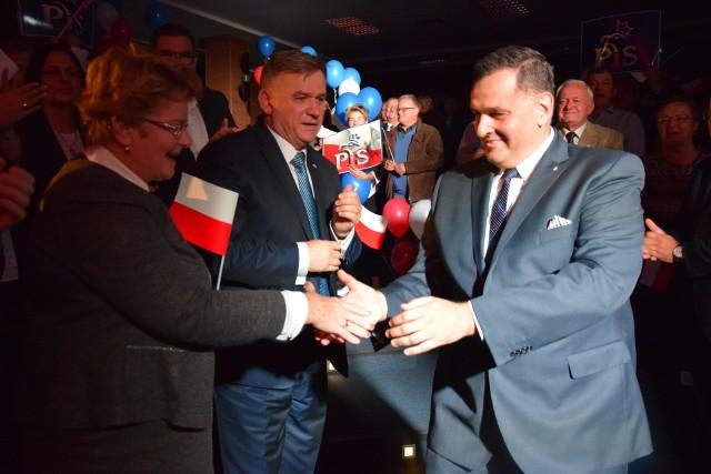 Konwencja wyborcza PiS-u odbyła się w auli Akademii im. Jakuba z Paradyża.