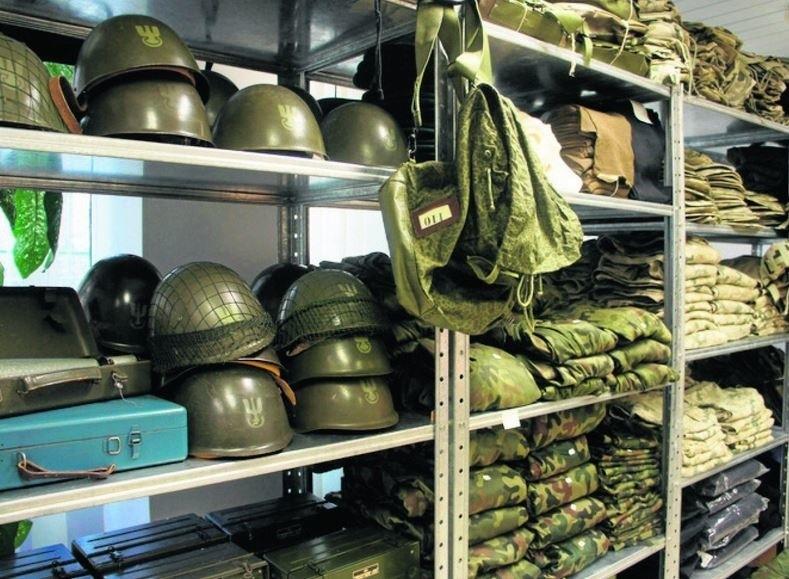 We wrocławskim sklepie Agencji Mienia Wojskowego trwa...