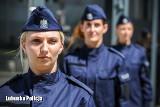 Nowi policjanci w Lubuskiem. Właśnie złożyli ślubowanie