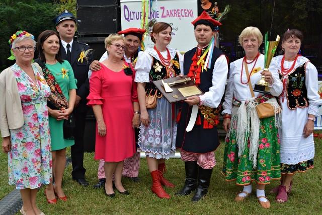 Tegoroczne dożynki gminy Bolesław odbyły się w bolesławskim parku. Nie zabrakło atrakcji zarówno dla dorosłych, jak i dla dzieci.