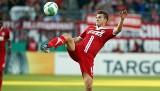 Piłka nożna. Mistrz Polski ze Śląskiem Wrocław wylądował w Grudziądzu