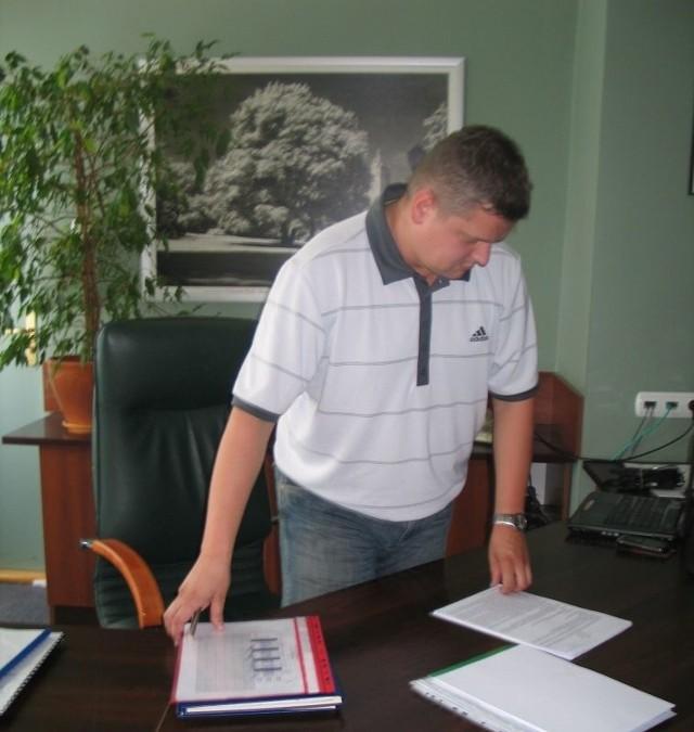 Odwołany 12 sierpnia tego roku z fotela prezesa Tarnobrzeskiej Spółdzielni Mieszkaniowej Norbert Mastalerz liczy, na powrót do spółdzielni.