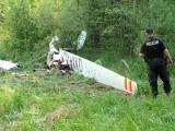 Wypadek szybowca w Goliszowcu. Nowe fakty