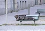 Patrol przeciwwychłodzeniowy odnalazł w Lublinie 7 osób, które potrzebowały pomocy i schronienia