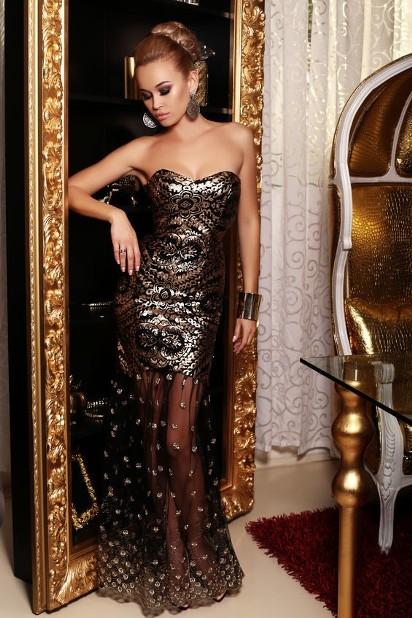 079a9a6b56 Sukienki wieczorowe w nowoczesnym wydaniu