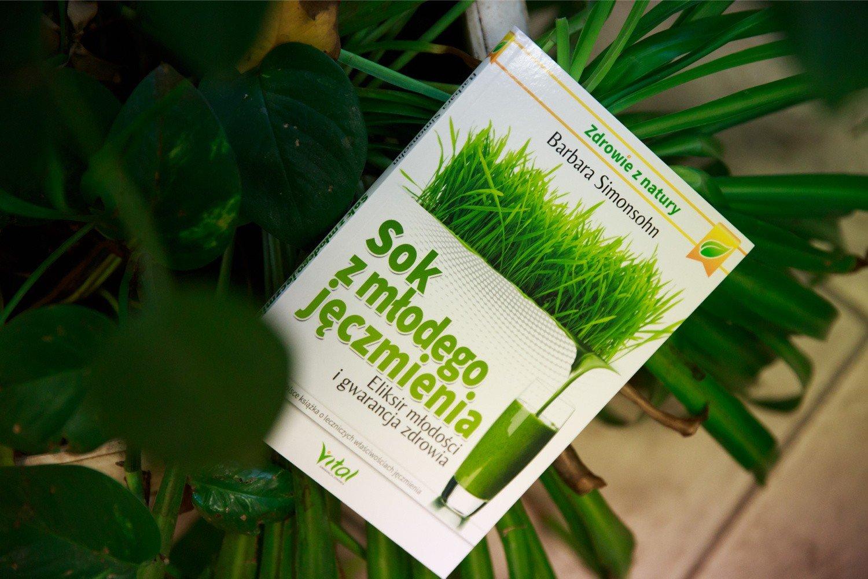 jak stosować zielony młody jęczmień