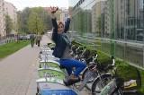 Jak jeździć bezpłatnie rowerem miejskim przez godzinę? Nowość w Łódzkim Rowerze Publicznym