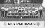 Pamiętacie Radomiaka w ekstraklasie? Unikatowe zdjęcia z sezonu 1984/85. Po 36 latach zieloni ponownie zagrają w ekstraklasie (ZDJĘCIA)