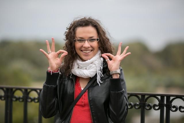 Na udział w naszym plebiscycie zdecydowała się pani Justyna, mama pełna życiowej energii i uśmiechu