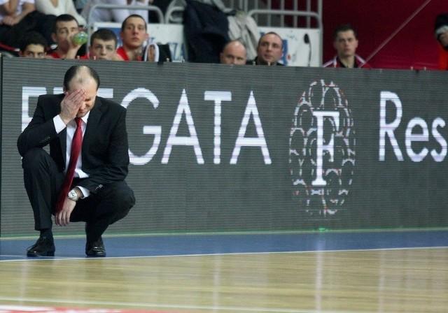 Marius Linartas nie jest trenerem Energi Czarnych.