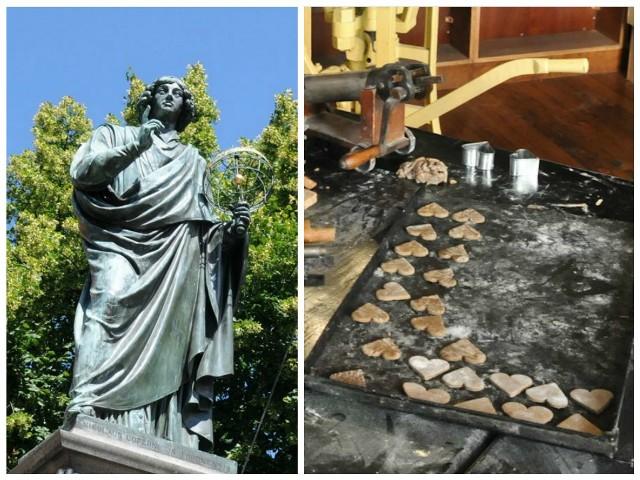 Ponad 70 proc. przepytanych turystów skojarzyło Toruń z piernikami, ponad 66 proc. - z Mikołajem Kopernikiem