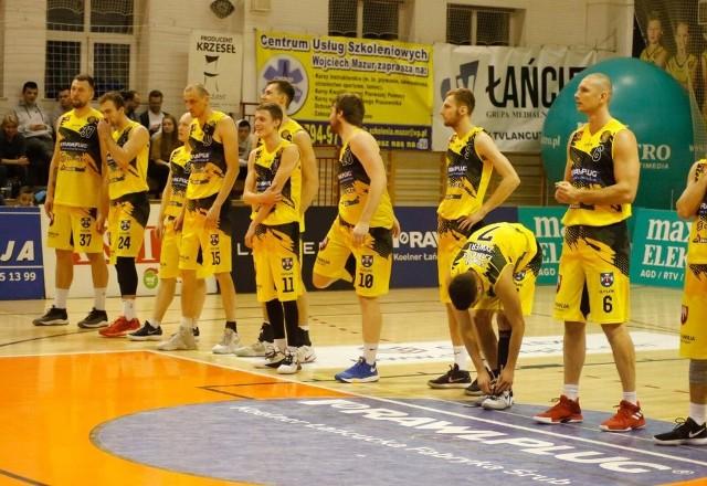 Koszykarze z Łańcuta stoją przed szansą awansu do finału