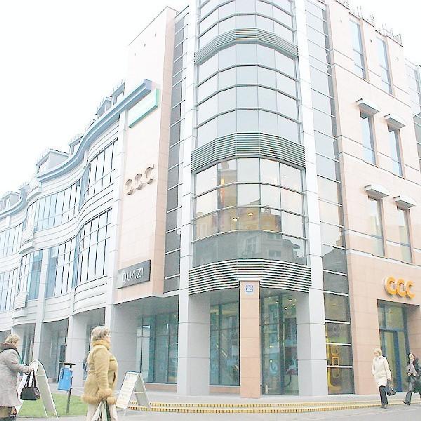 A oto nowoczesny budynek przy ul. Królowej Jadwigi 20.