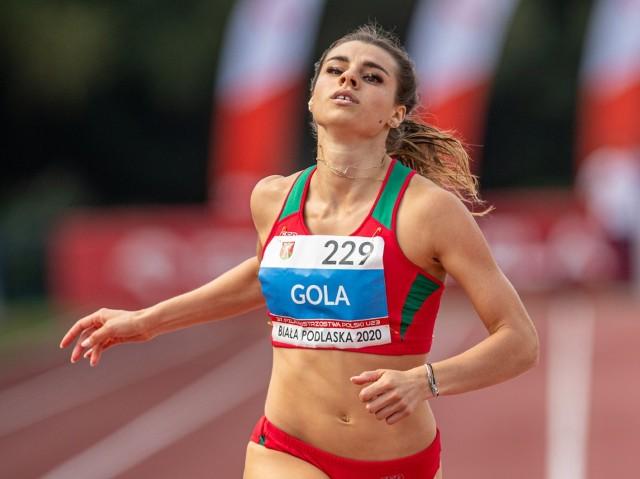 Marlena Gola (Podlasie Białystok)