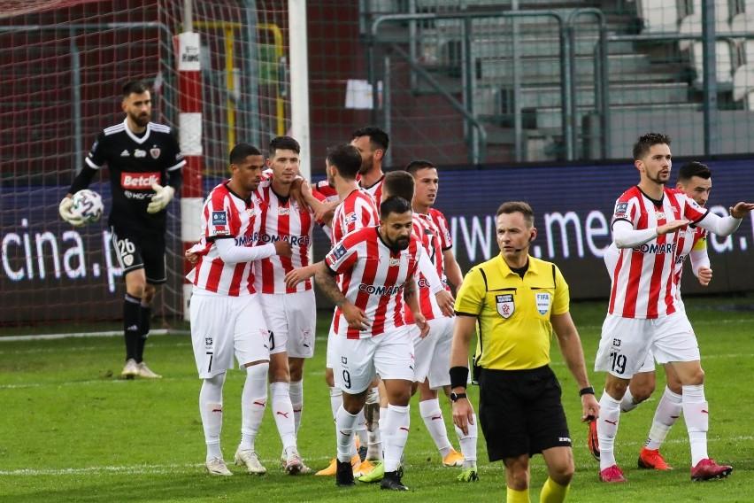Mecz Cracovia - Piast Gliwice 1:0