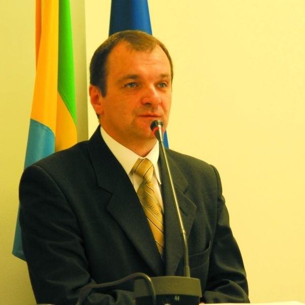 Grzegorz Płocha, zastępca  prezydenta Ostrołęki