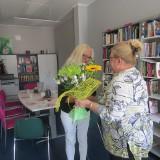 Joanna Górecka z biblioteki w Wąbrzeźnie odchodzi na emeryturę. Została hucznie pożegnana. Mamy zdjęcia!