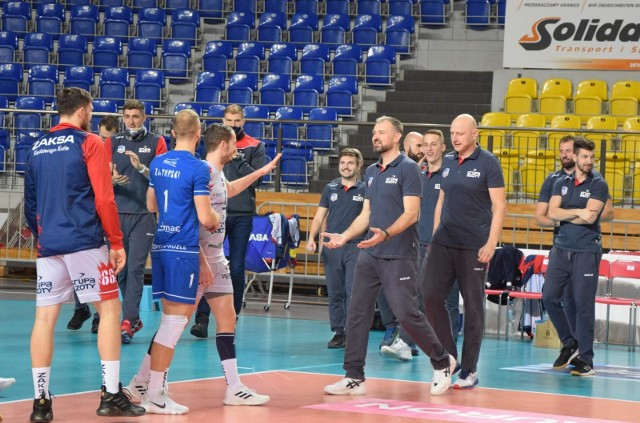 Grupa Azoty ZAKSA Kędzierzyn-Koźle pewnie kroczy do fazy pucharowej Ligi Mistrzów.