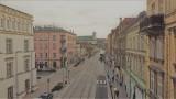 Kraków. Samochody wracają na ulicę Krakowską. Kierowców czekają duże zmiany. Inwestycja nadal nie jest zakończona [ZDJĘCIA]