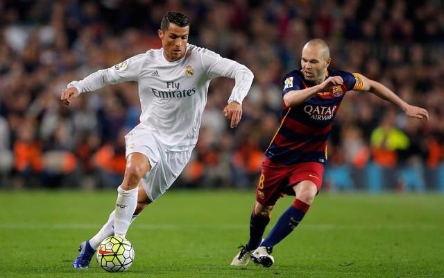 Real - Barcelona ONLINE 23.04.2017 TRANSMISJA TV NA ŻYWO, darmowy stream LIVE