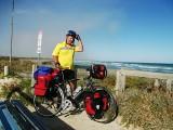 Mogilno. Podczas wyprawy rowerem przez Australię trafił na znak drogowy... Mogilno Road. Zdjęcia