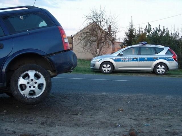 Naczelnik złożył raport o zwolnienie ze służby w policji