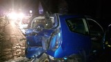 Rogowo.Wypadek w gminie Choroszcz. Jedna osoba została ranna (zdjęcia)