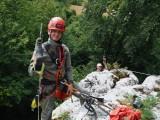 Wyznaczyli i wyposażyli w ubezpieczenia nowe drogi wspinaczkowe w Suliszowicach na Jurze ZDJĘCIA