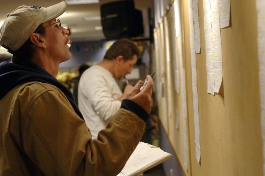 W tym roku znów jest więcej ofert pracy pracowników tymczasowych.