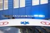 """Wypadek w Broniszach: Kierowca karetki """"covidowej"""" przed sądem, jest akt oskarżenia. Grozi mu do 8 lat więzienia"""