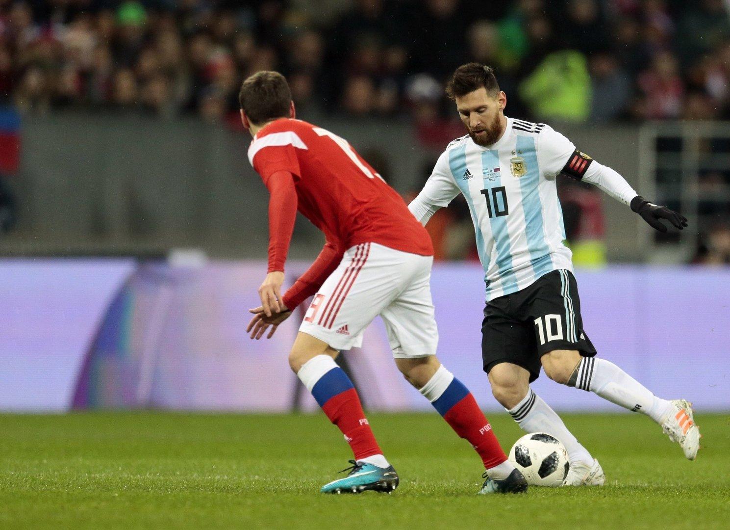 3474df854 Argentyna podała skład na MŚ 2018.