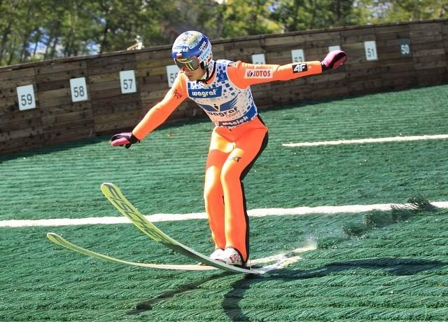 Maciej Kot może już w sobotę zapewnić sobie triumf w klasyfikacji generalnej FIS Grand Prix