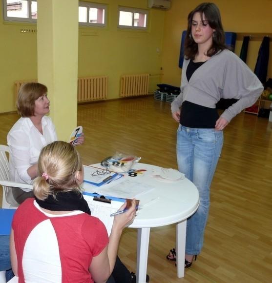 """17-letnia Ola Dobierska ze Stargardu wybrała się na casting za namową taty, który przeczytał o nim w """"Głosie""""."""