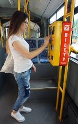 MPK Łódź. Już od 1 marca nie będzie mandatu po awarii biletomatu
