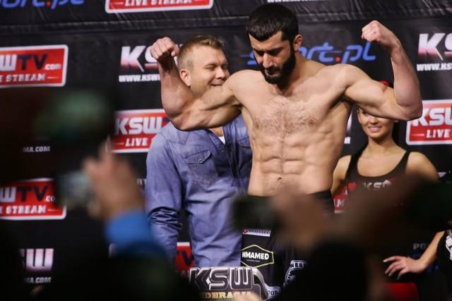 KSW 25: Walka Khalidov vs. Sakurai [TRANSMISJA TV, ONLINE, LIVE]