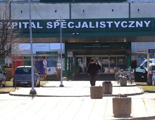 W Mazowieckim Szpitalu Specjalistycznym może być utworzony oddział z łóżkami covidowymi.