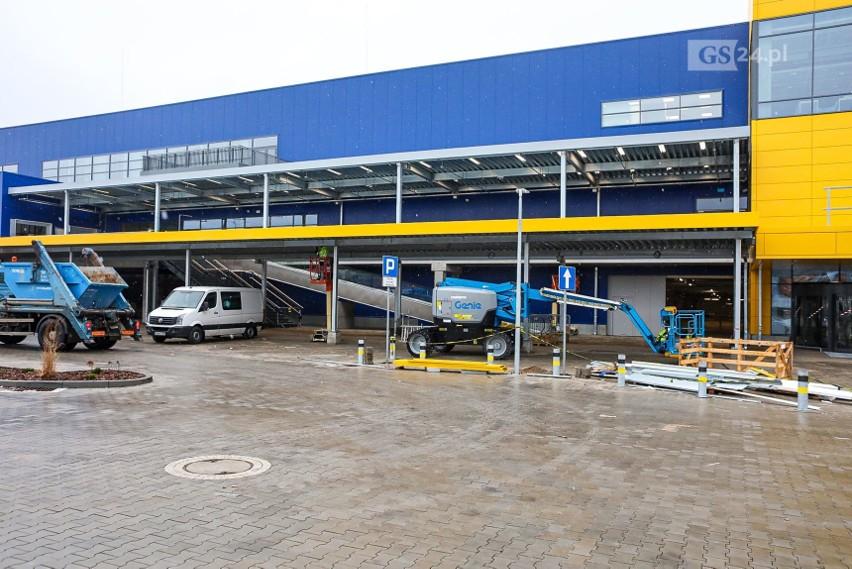 Znamy pierwszą, nieoficjalną datę otwarcia sklepu Ikea w...