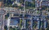 Oświęcim widziany z satelity Google. Tak z lotu ptaka wygląda stolica powiatu oświęcimskiego. Poznaj miasto z innej perspektywy