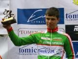 Tobiasz Lis kolarskim wicemistrzem Polski