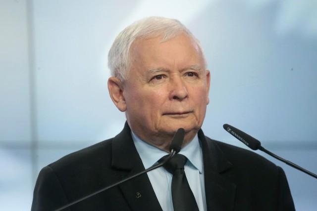 Szef NIK Marian Banaś zawiadamia prokuraturę ws. Jarosława Kaczyńskiego