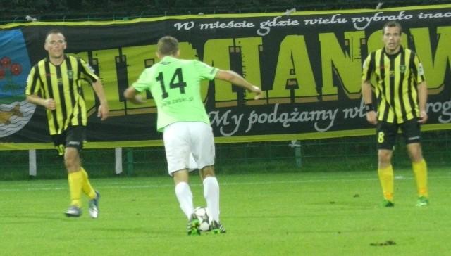 Dolcan ma szansę wykluczyć GKS Katowice z walki o Ekstraklasę