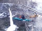 Wyzwanie dla prawdziwych twardzieli! Ruszają zimowe spływy Brdą i Wdą