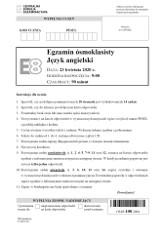 Egzamin ósmoklasisty 2020 angielski. ODPOWIEDZI I ARKUSZE CKE. Test 8-klasisty z języka angielskiego 18.06.2020. Klucz odpowiedzi
