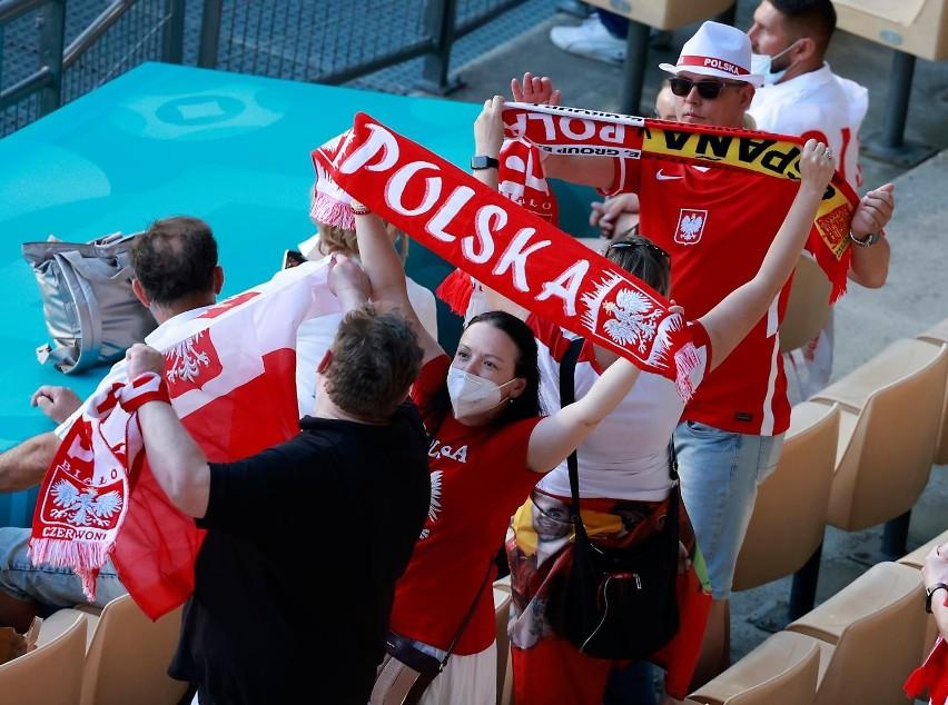 Euro 2020. Według oficjalnych danych mecz Hiszpania - Polska...