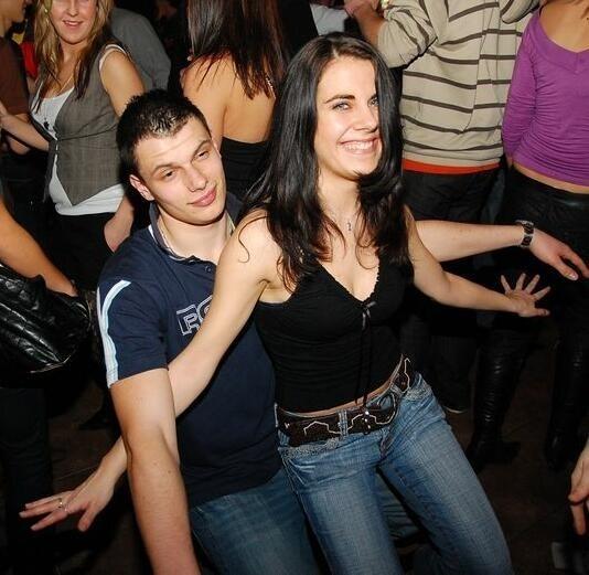 Student Party - środowa impreza w klubie Cina w Opolu