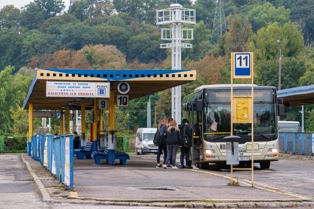Dworzec PKS w Bydgoszczy póki co nie jest wizytówką miasta.