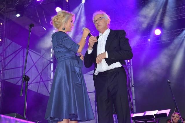 Krzesimir Dębski był w Stalowej Woli w 2017 roku podczas obchodów 80. rocznicy powstania Centralnego Okręgu Przemysłowego